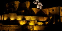 Geography for Kids on Peru Facts - the Incan City of Cusco in Peru