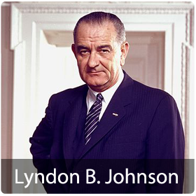 Lyndon-B-Johnson-36th U.S.President